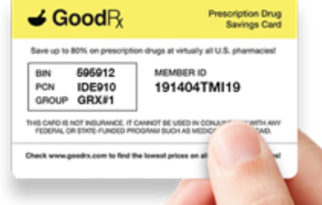 Digital Pharmacy GoodRx Raises $1.1 Billion in IPO